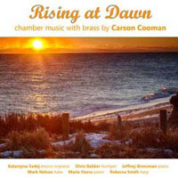 Rising at Dawn CD Cover
