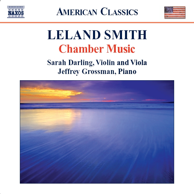 Leland Smith CD cover