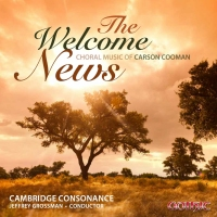 The Welcome News CD Cover